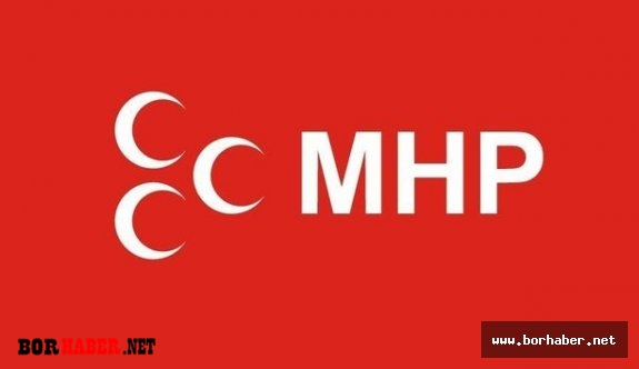MHP Niğde İl Genel ve Belediye Meclis Üye Aday listesi