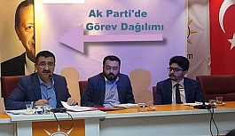 Ak Parti Niğde İl Başkanlığında...
