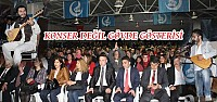 Bor lk Ocaklar Ali Knk Konserine Youn lgi