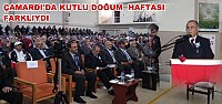 amard lesinde Kutlu Doum Haftas Muhteemdi